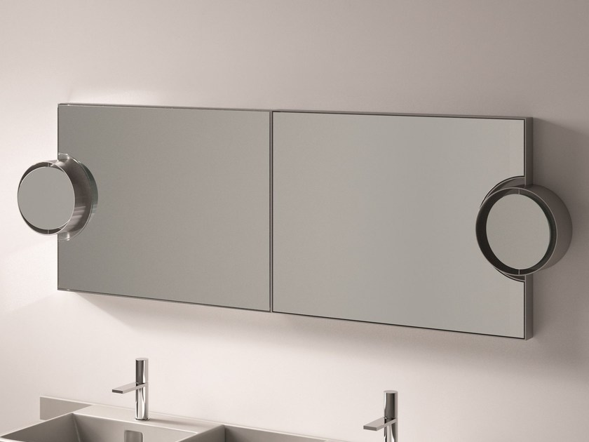 Specchio a parete per bagno polifemo by ceramica cielo for Cielo arredi