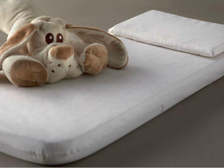 Latex mattress / pillow CARROZZINA by Demaflex