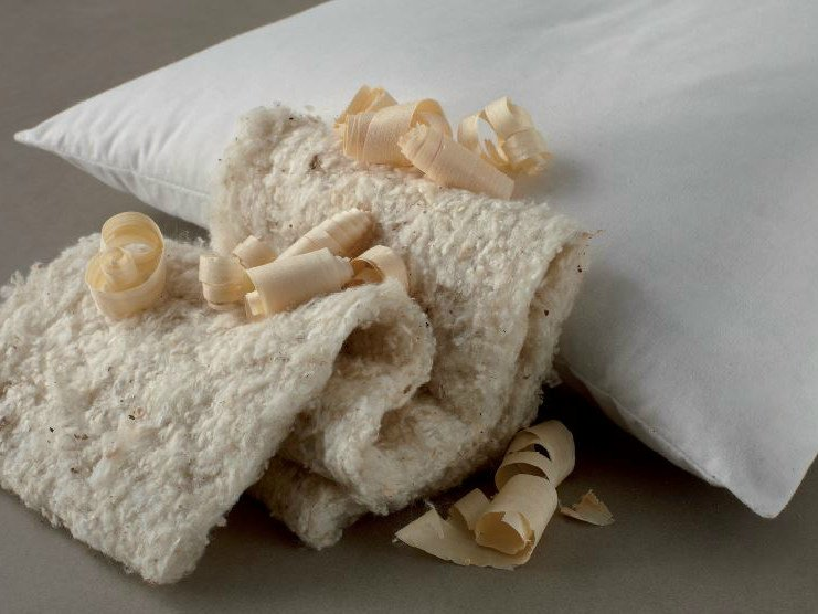 Rectangular cotton pillow CIRMOLO - Demaflex