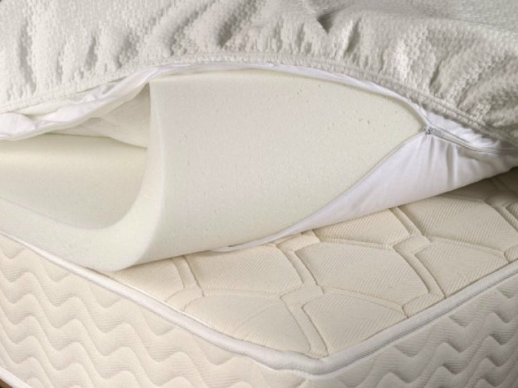Fabric mattress cover BERNA - Demaflex