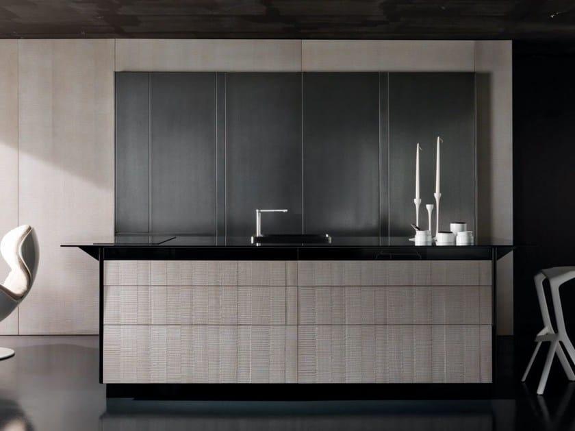 invisibile | küche mit kücheninsel by toncelli cucine design, Kuchen