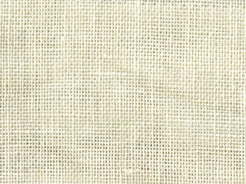Solid-color linen fabric ALTAMURA by KOHRO