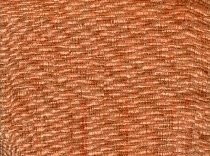 Solid-color linen fabric FALAISE - KOHRO