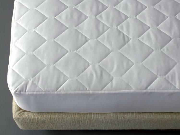 Cotton mattress cover TORINO | FIRENZE by Demaflex