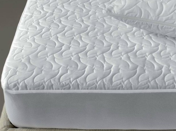Cotton mattress cover POSITANO | Mattress cover - Demaflex
