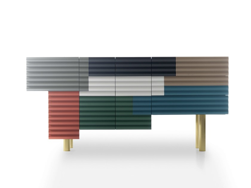 Sideboard with drawers SHANTY | Sideboard - BD Barcelona Design