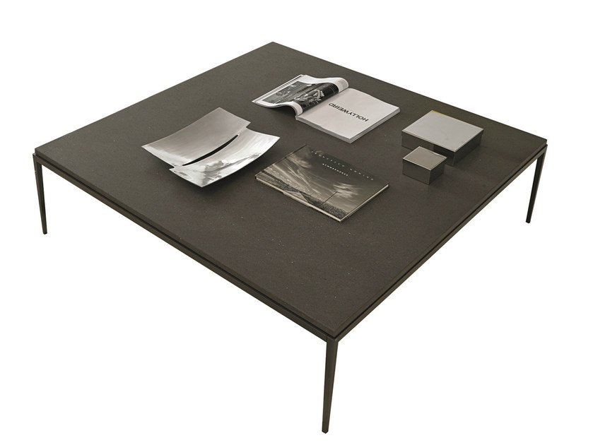 Square coffee table KESSLER | Coffee table - MisuraEmme