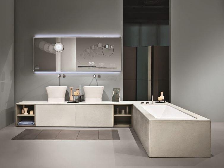 Bathroom furniture set WAVE NEXT - MAKRO