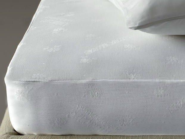 Cotton mattress cover DAMASCO SANITAL - Demaflex