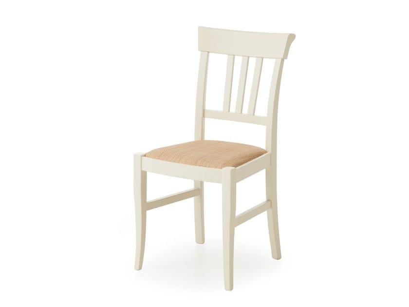 Solid wood chair LYNTON | Chair - Minacciolo