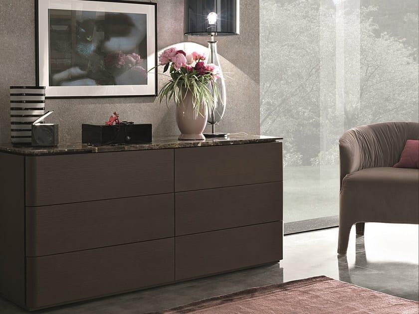 Wooden dresser LINDO | Dresser - MisuraEmme