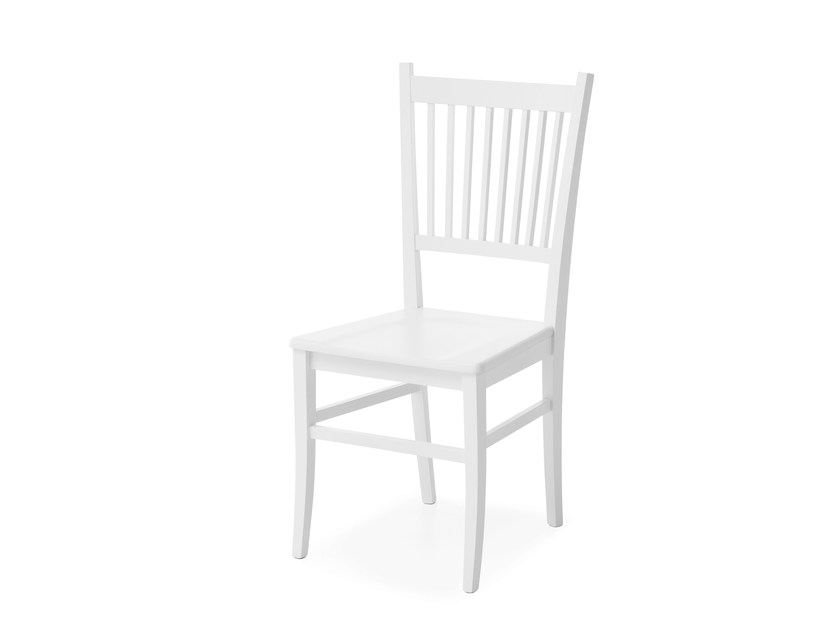 Solid wood chair PROVENZA | Chair - Minacciolo