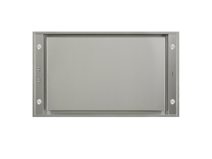 Ceiling-mounted built-in cooker hood with integrated lighting 6830 PURE'LINE - NOVY