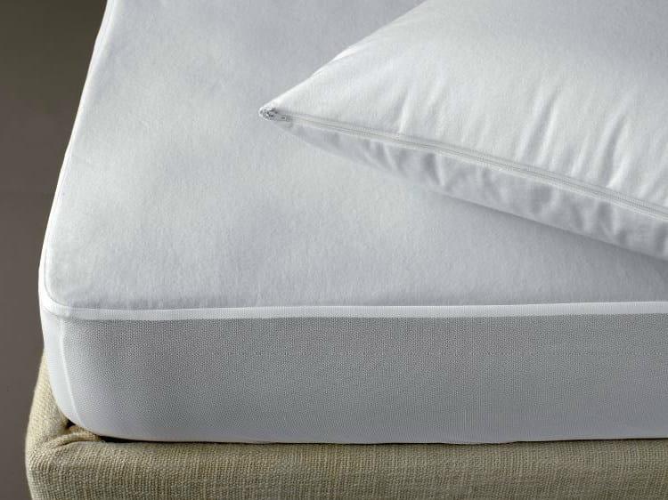 Waterproof mattress cover FLAN   SANITARIO   Mattress cover - Demaflex