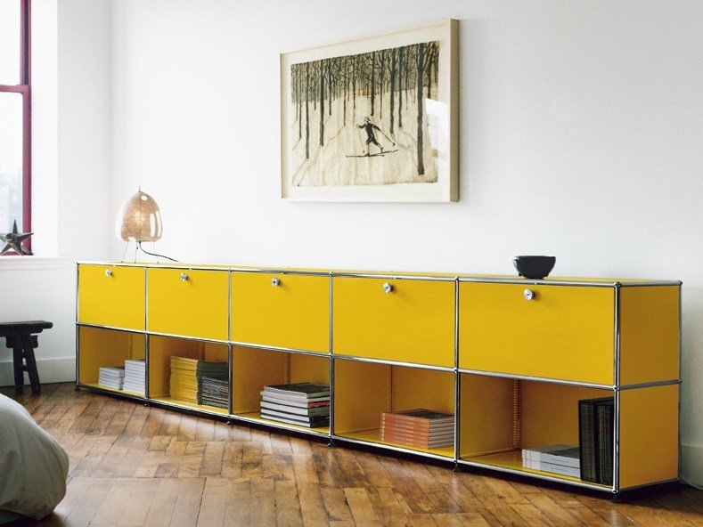 Usm haller sideboard for living room mobile contenitore for Mobili danesi