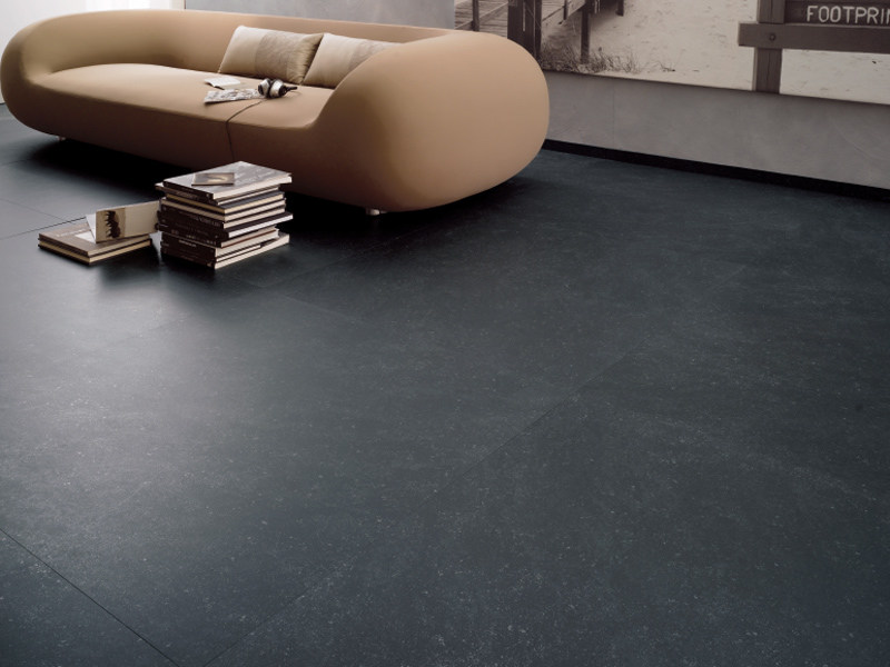 Laminated stoneware flooring with stone effect AVANTGARDE - COTTO D'ESTE