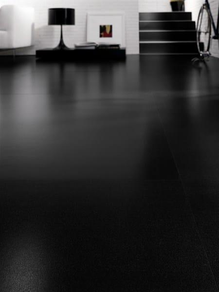 Cotto d'Este-Serie Kerlite black-white colore black