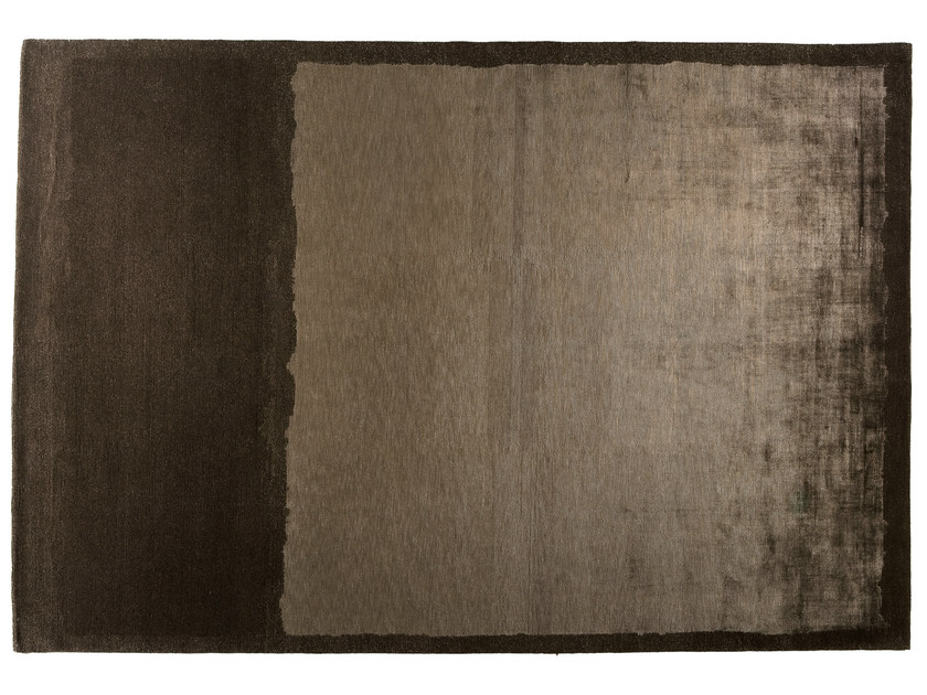 Rectangular rug BROWN - Golran