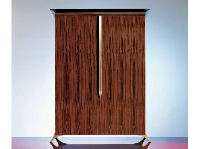 Wooden wardrobe SC1030 - OAK Industria Arredamenti