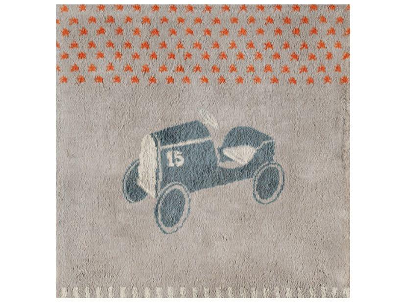 Square kids rug BOLIDE - Toulemonde Bochart