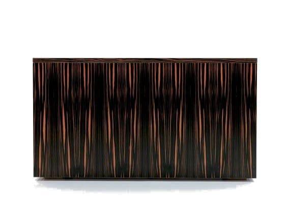 Wooden vase SC 3016/50/E - OAK Industria Arredamenti