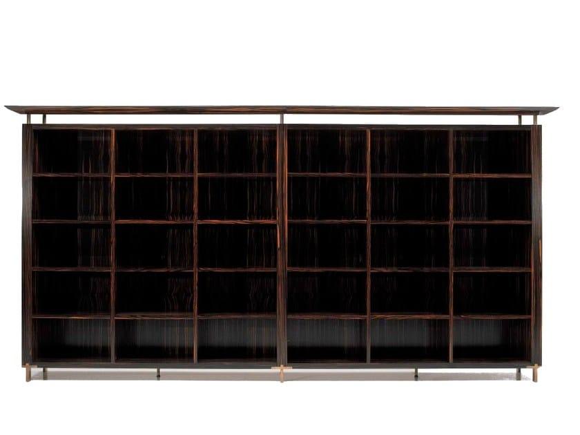 Modular office shelving SC 3010/E - OAK Industria Arredamenti