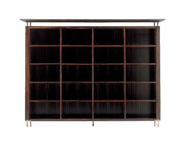 Modular office shelving SC 3009/E - OAK Industria Arredamenti