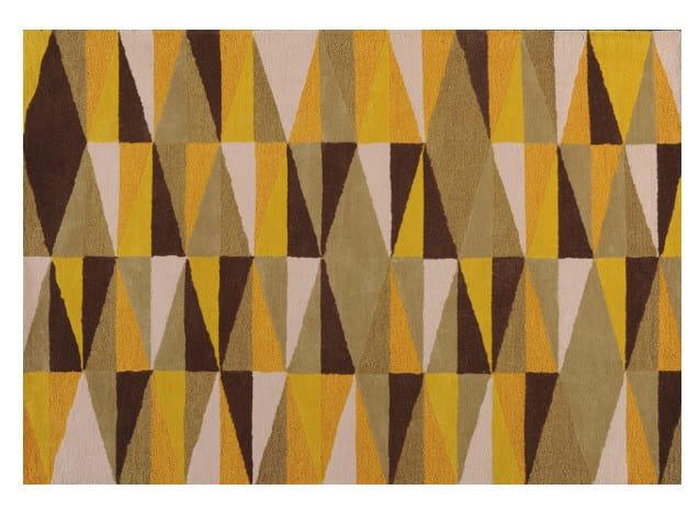 Rectangular rug with geometric shapes DANSK - Toulemonde Bochart