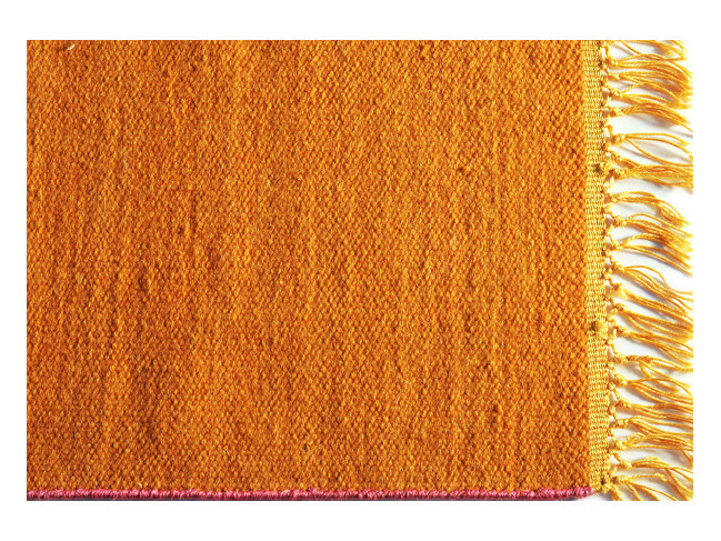 Solid-color rectangular rug JOICE - Toulemonde Bochart