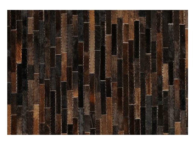 Rectangular cowhide rug HAIRON | Rug - Toulemonde Bochart