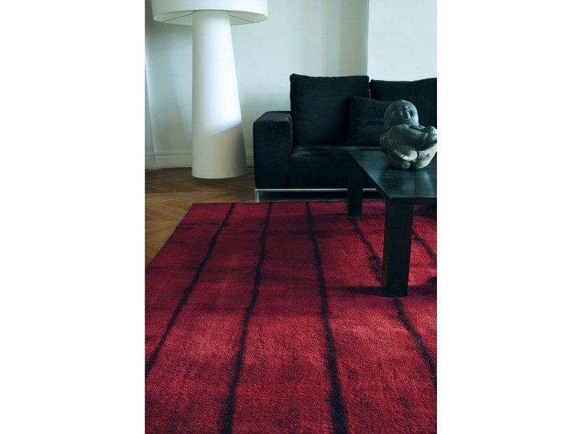 Rectangular wool rug MILES - Toulemonde Bochart