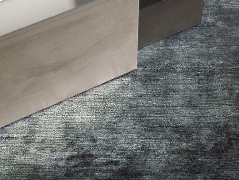 Solid-color cotton rug FROST - Toulemonde Bochart
