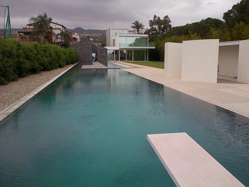 Rivestimento piscine in materiali cementizi EUWORK POOL&SPA - Euwork