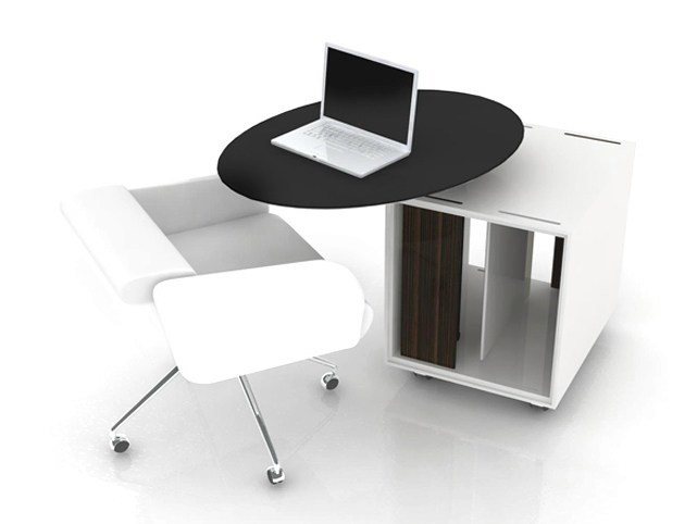 Individual office workstation KB2 IN TOUR - JOSE MARTINEZ MEDINA