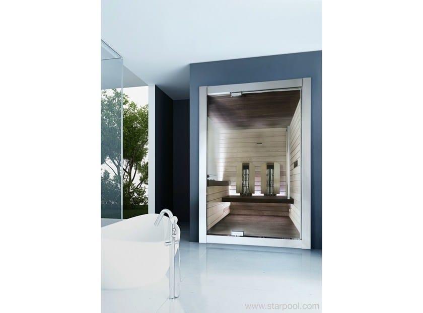 Infrared sauna SWEET SAUNA 90 COMBI - STARPOOL