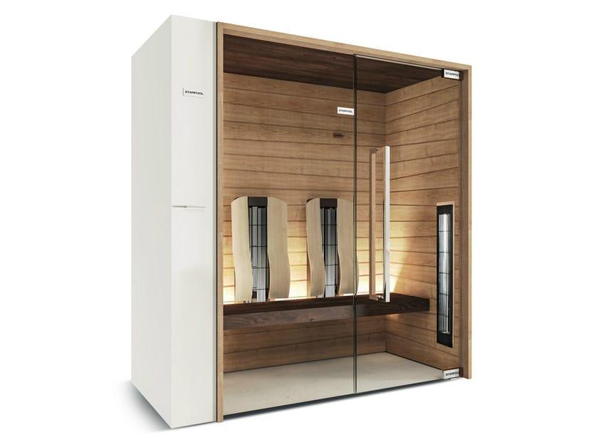 Infrared sauna SWEET SAUNA SMART INFRARED - STARPOOL