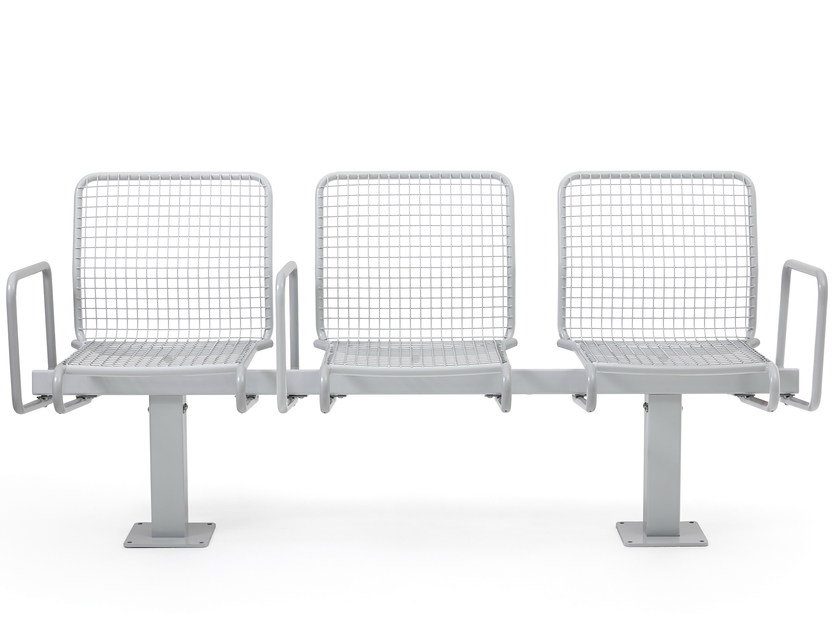 Steel beam seating SOLLIDEN | Beam seating - Nola Industrier