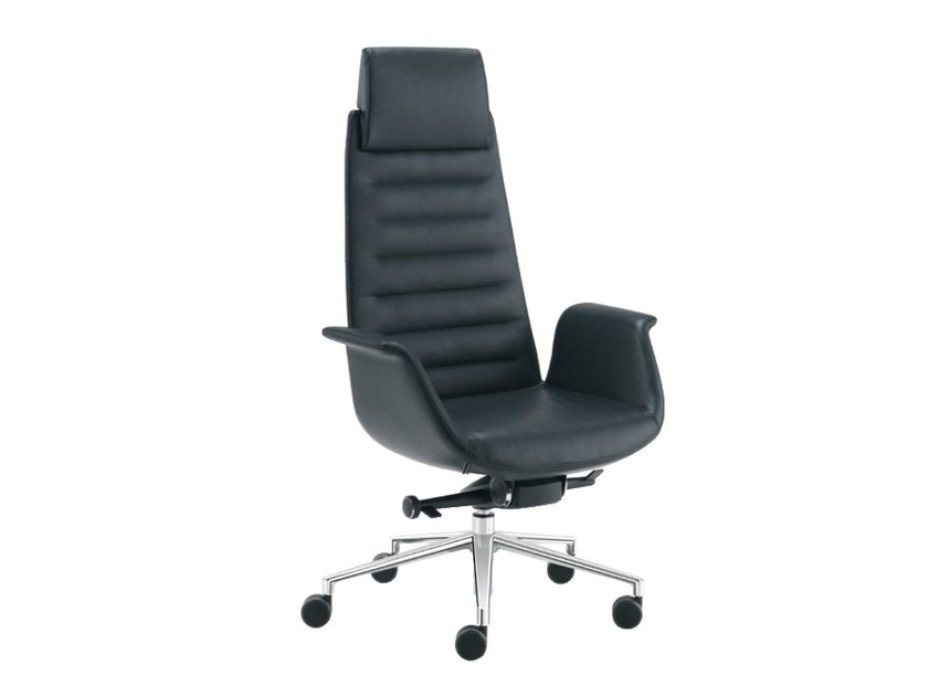 Executive chair with headrest MODÀ | Executive chair by Sesta