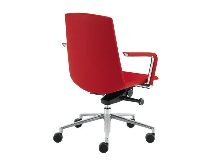 Medium back executive chair MODE PLAIN | Executive chair - Sesta