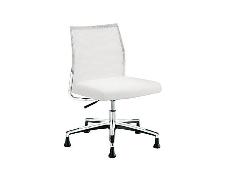 Swivel mesh chair WIN-R RETE | Mesh chair - Sesta