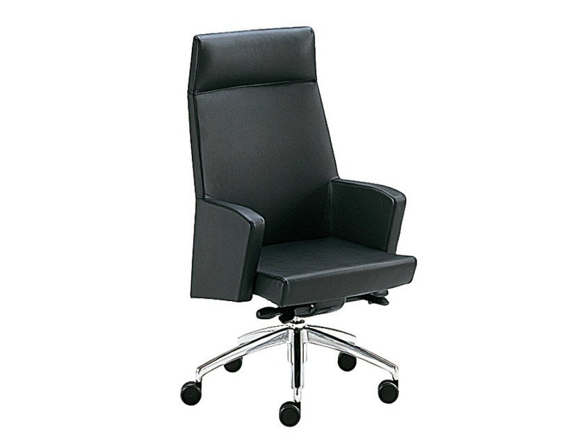Executive chair with headrest ADA 1 | Executive chair - Sesta