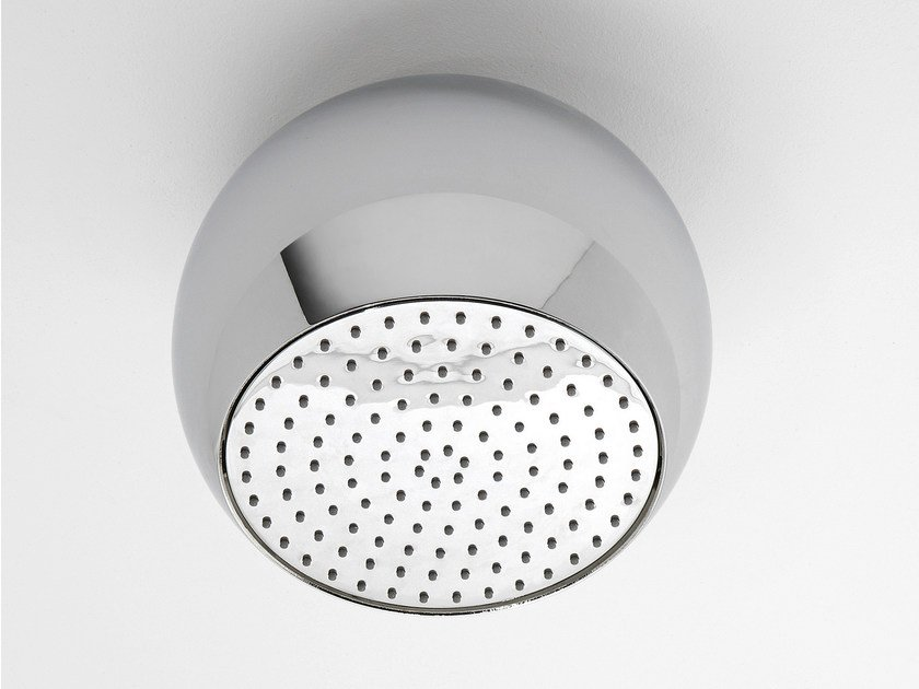 Ceiling mounted chromed brass overhead shower SFERA | Ceiling mounted overhead shower - FIMA Carlo Frattini