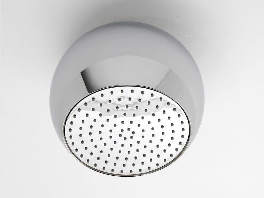 Ceiling mounted chromed brass overhead shower SFERA | Ceiling mounted overhead shower by FIMA Carlo Frattini