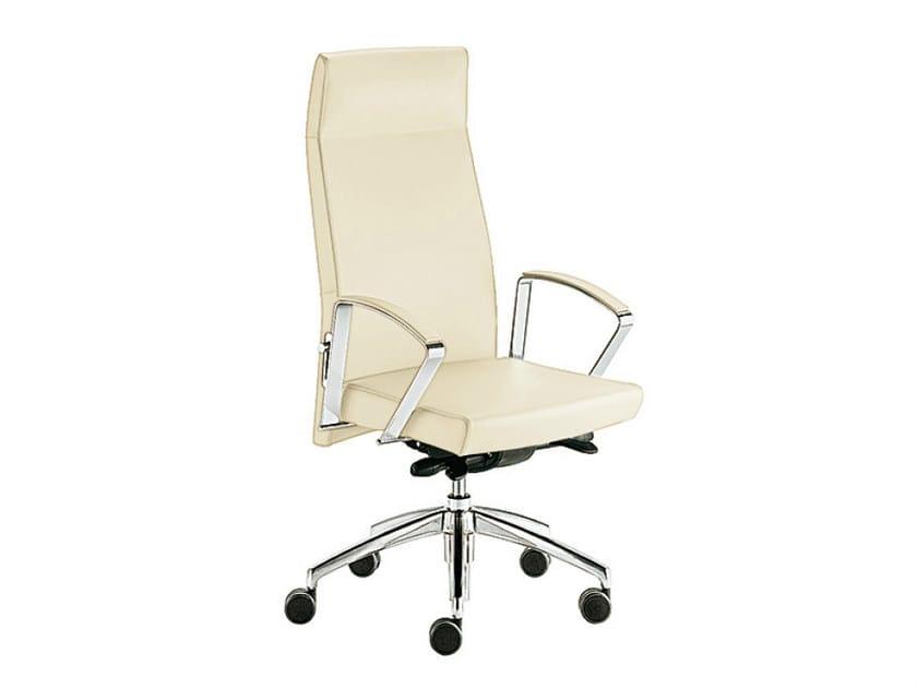 Executive chair with headrest ADA LX   Executive chair - Sesta