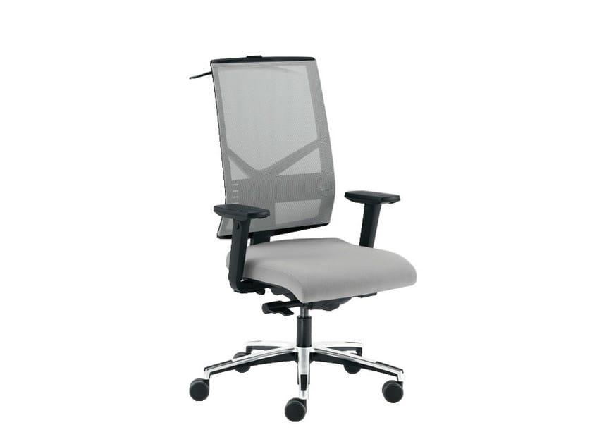 Mesh task chair SAX RETE | Task chair - Sesta