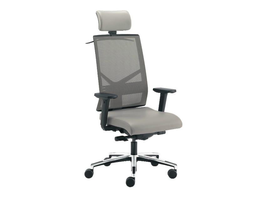 Mesh Task chair SAX RETE | Task chair by Sesta