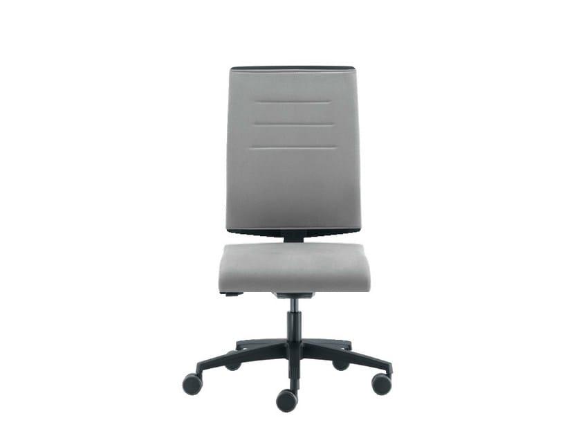 Task chair with 5-Spoke base SAX AIR | Task chair - Sesta