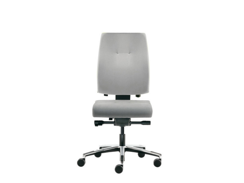 Task chair with 5-Spoke base SAX 24 | Task chair by Sesta