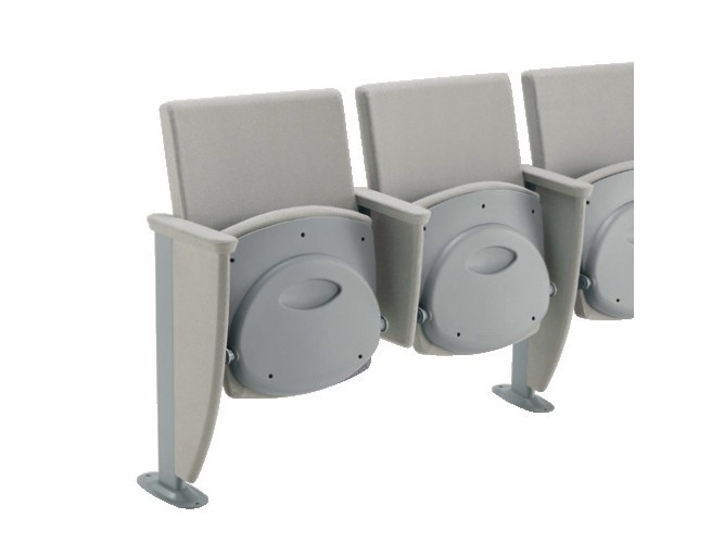 Polyethylene auditorium seats Q-44 CONFERENCE by Sesta