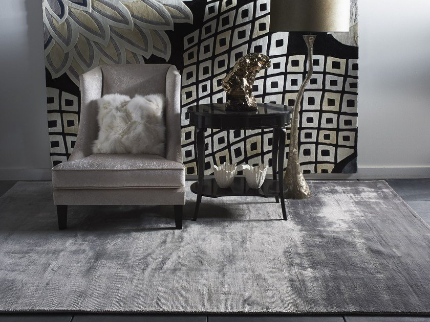 Velvet Thin Rugs by EBRU